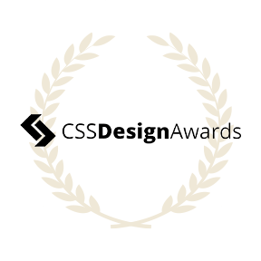 CSS Design Awards WEBSITE OF THE DAY